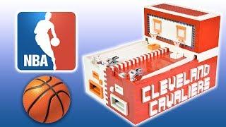 Ultimate Lego NBA Basketball Machine   Single and Multi-player Game