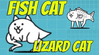 Battle Cats   FISH CAT ? LIZARD CAT ? WHATS GOING ON OVER HERE ??? Episode 4