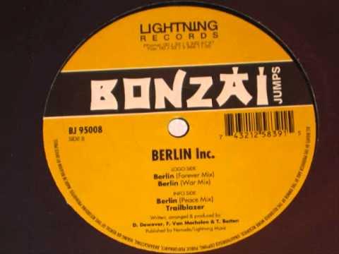 Berlin Inc    Berlin Peace Mix