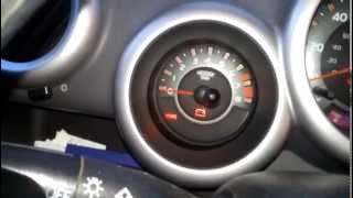 Honda Element Russian Winter -36