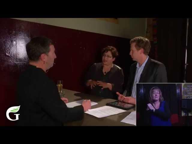 The Green Room 2014 - Part 2: Dirty Politics