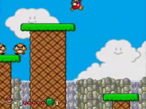 Weird Pirated Games: Super Mario World (Genesis)