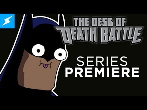 Did Batman Create Blindness?? | The Desk of DEATH BATTLE