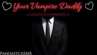 ASMR || A Night Out With Your Vampire Daddy (Gender Neutral)