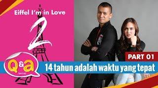 Download Lagu Q&A Eiffel I'm In Love 2 - 14 Tahun Waktu Yang Tepat [1/2] Gratis STAFABAND