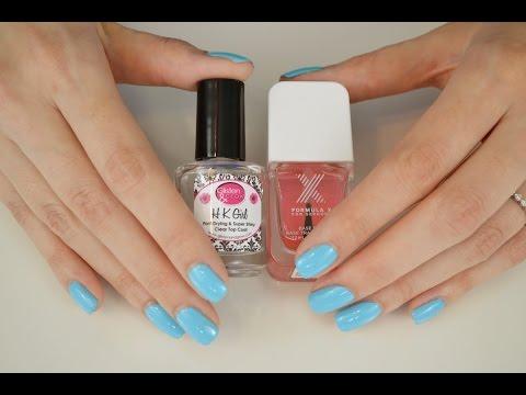 Nails 101: How I Paint My Nails