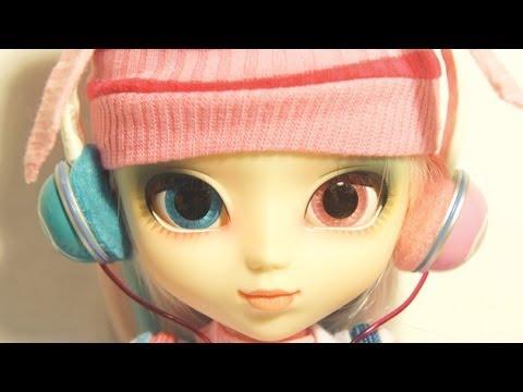 Pullip Dolls uk Pullip Doll Unboxing Akemi