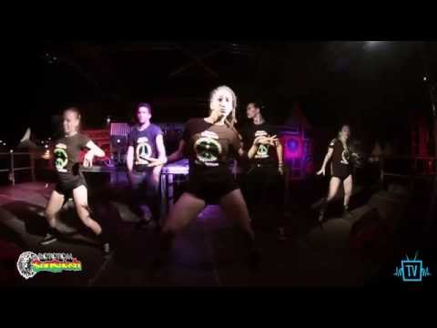 Rototom Dancers Final Show - Dancehall - Rototom Sunsplash 2015