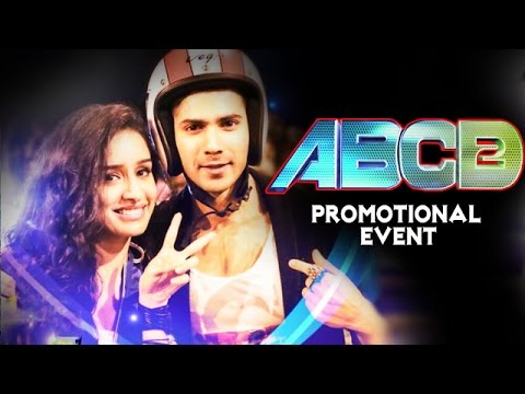 ABCD 2 Full Movie | Varun Dhawan, Shraddha Kapoor, Prabhudeva | Pre Release Promotion