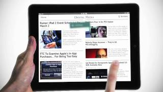 Introducing Zite, the Intelligent iPad Magazine