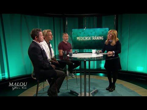 Träna dig frisk  - genom att träna rätt med medicinsk träning - Malou Efter tio (TV4)