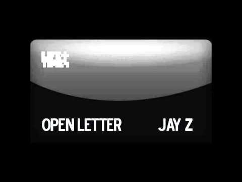 JayZ  Open Letter *Album Version*  Produced  Swizz Beatz & Timbaland
