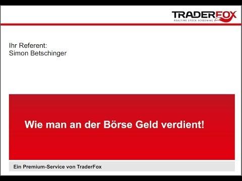 Wie Man An Der Börse Mit Trading Geld Verdient (heute: Dan Zanger)