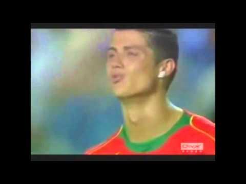 Умер отец Роналду прямо во время матча