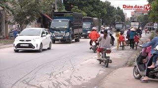 """Dự án BOT quốc lộ 38 thất thu vì hàng nghìn xe """"né"""" trạm"""
