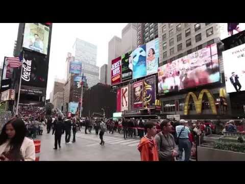 Hainan Airlines Flies Onto the Big Screen at Times Square, New York