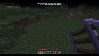 Minecraft Nasıl Tren ve Tren Yolu Yapılır-How to make train and railway in the minecraft