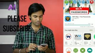 How to Hack WiFi Password Without Root  WiFi Password Hack 1