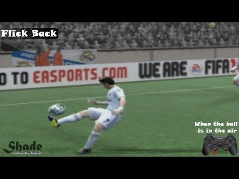 FIFA 14 PS2 Tricks & Skills Tutorial HD