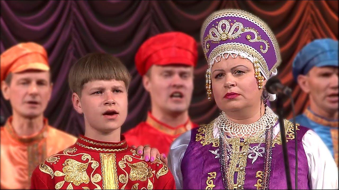 Русская мать и сын онлайн 3 фотография