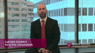 Personal Bankruptcy in BC -