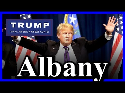LIVE Donald Trump Albany New York Rally HIGH ENERGY & MASSIVE CROWD 25K GREAT SPEECH - FULL in HD ✔
