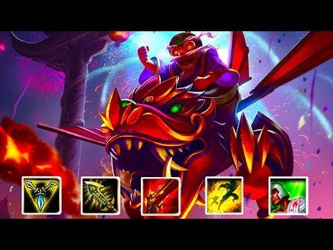 Corki Montage 2 - Best Corki Plays   League Of Legends Mid