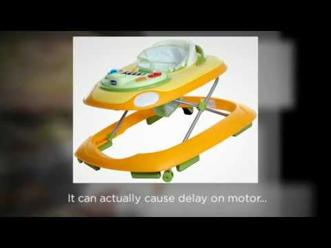 Chiropractor Gold Coast: How Baby Walkers Affect Your Child's Health