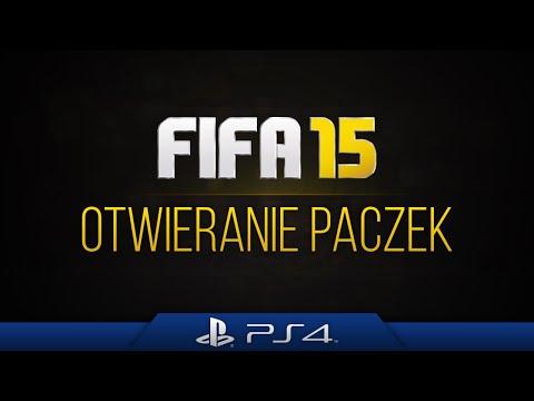 FIFA 15   OTWIERANIE PACZEK