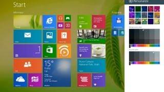 Windows 8.1 preview - Rychlý přehled novinek CZ - nyní je již v češtině