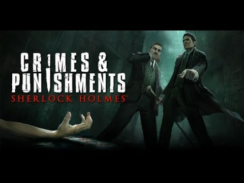 Crimes and Punishments: Sherlock Holmes PS4 Quien mato al NEGRO PETER?
