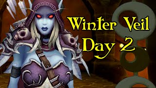 Warcraft Villain Holiday Party: Winterveil Day 2 by Wowcrendor (WoW Machinima)