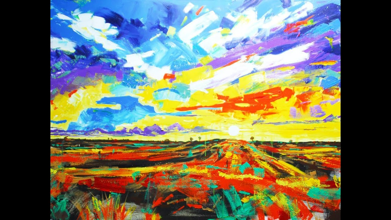 Paint Ideas For Canvas