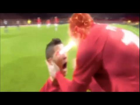 Celebraciones de Futbol con efectos especiales