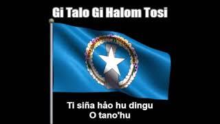 Anthem of the Northern Mariana Islands (Gi Talo Gi Halom Tosi) - Nightcore Style With Lyrics