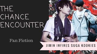BTS Jungkook FF | The Chance Encounter | Part #1
