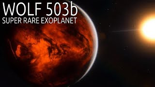 Wolf 503b - Rare Super Earth Found By a Student