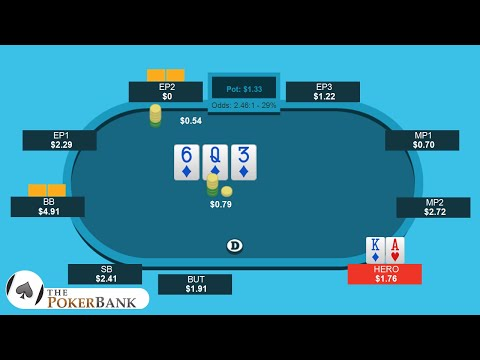 A Monotone Flop In A Squeezed Pot