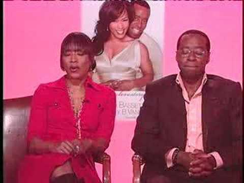 Sidewalks TV: Courtney B. Vance and Angela Bassett (2007)