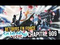 Le RETOUR de ZORO!! | Review One Piece 909