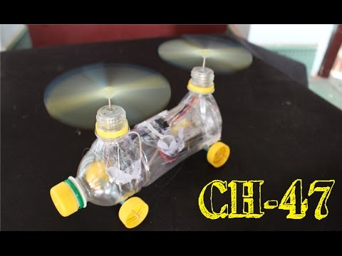 วิธีที่จะทำให้ CH-47 เฮลิคอปเตอร์ไชน็อก - กวดวิชาที่เรียบง่าย