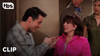 Friends: Joey Has A Surprise For Rachel's Mom (Season 2 Clip) | TBS
