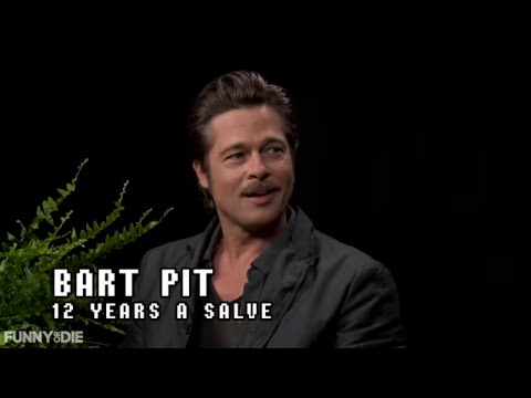 Subscribe now: http://www.youtube.com/subscription_center?add_user=funnyordie Episode 19: Brad Pitt sits down with Zach Galifianakis for his second most memo...