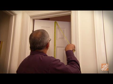 Cómo medir las puertas