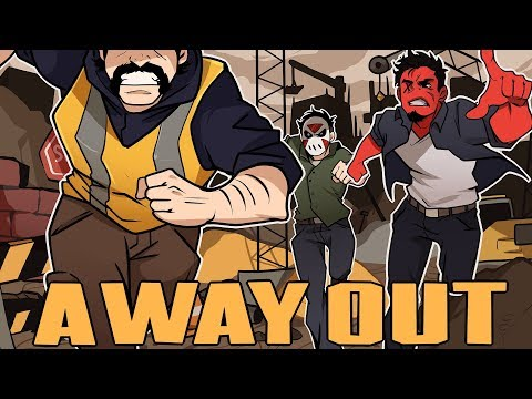 CHASING DOWN A LEAD! | A Way Out (Coop w H2O Delirious) Episode 4