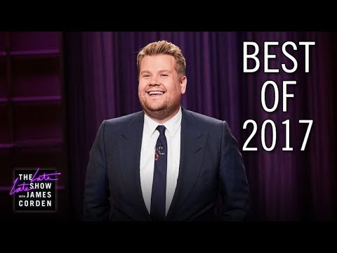 Best of 2017: The Late Late Show with James Corden