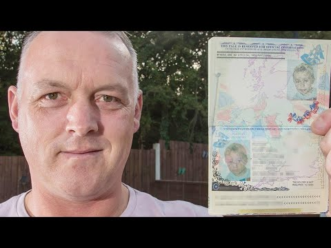 Dad Flies From U.K. to Poland Using Stepson's Passport