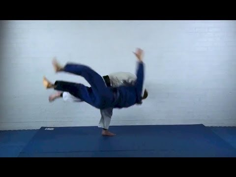 Throws: Harai Goshi (Sweeping Hip Throw) with Matt D'Aquino Image 1