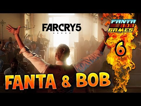 LE CONVOI MAUDIT !!! Far Cry 5 - Ep.6 - COOP