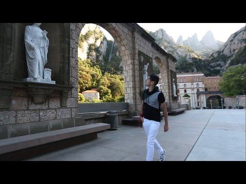 Неизведанная Европа. Монсеррат (гора). Каталония #Montserrat #Catalunya #Travel